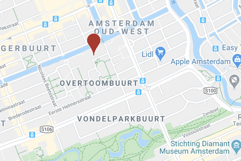Locatie Amsterdam Vocal Coaching | Zangles & Vocal Coaching in Amsterdam & Online